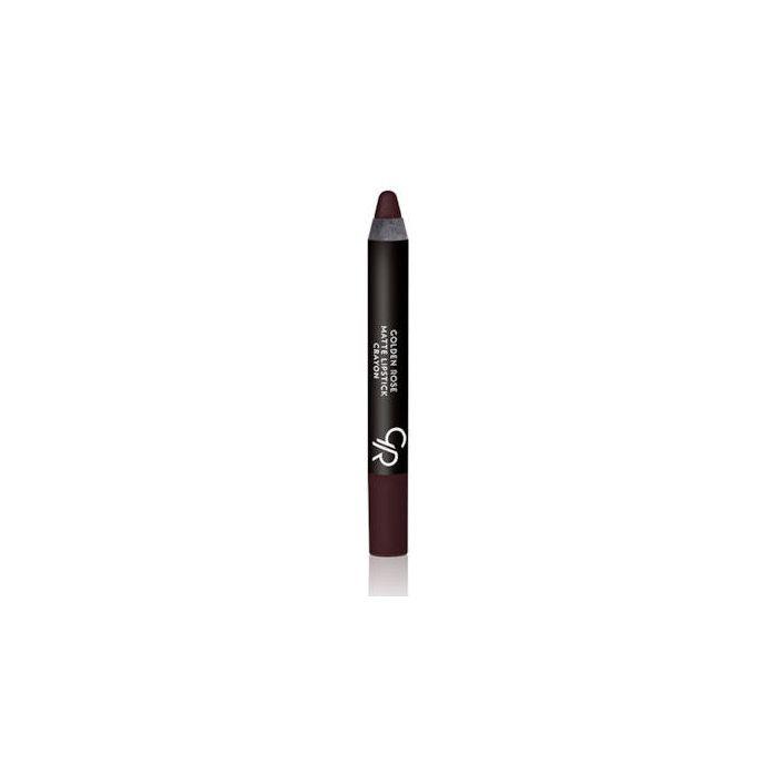 GR Matte Lipstick Crayon 03