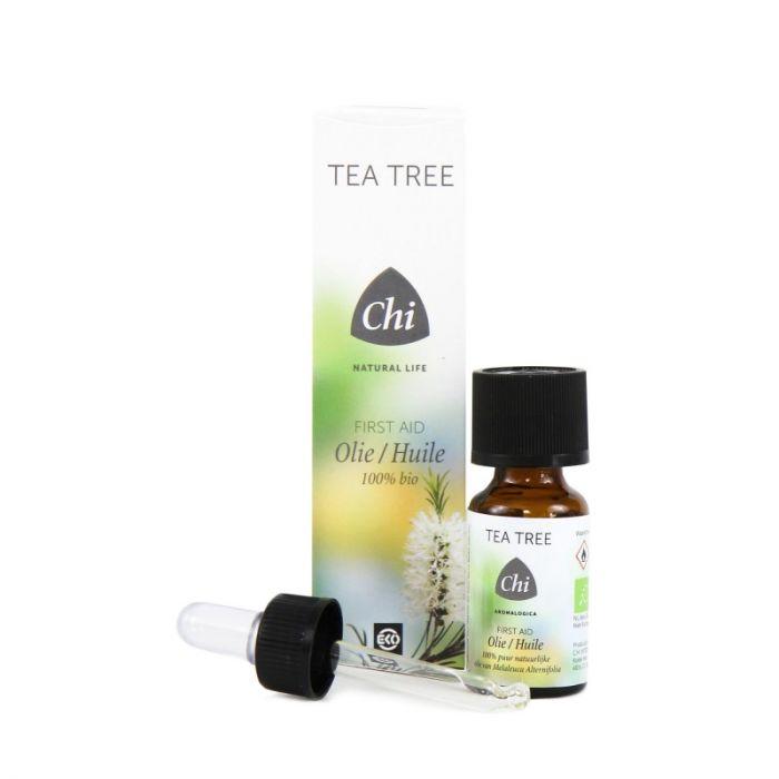 Chi 100% Tea-tree olie 10ml
