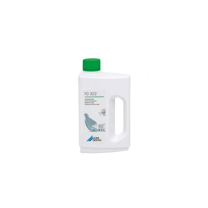 Dürr FD 322 oppervlakte (snel)desinfectie 2.5 liter