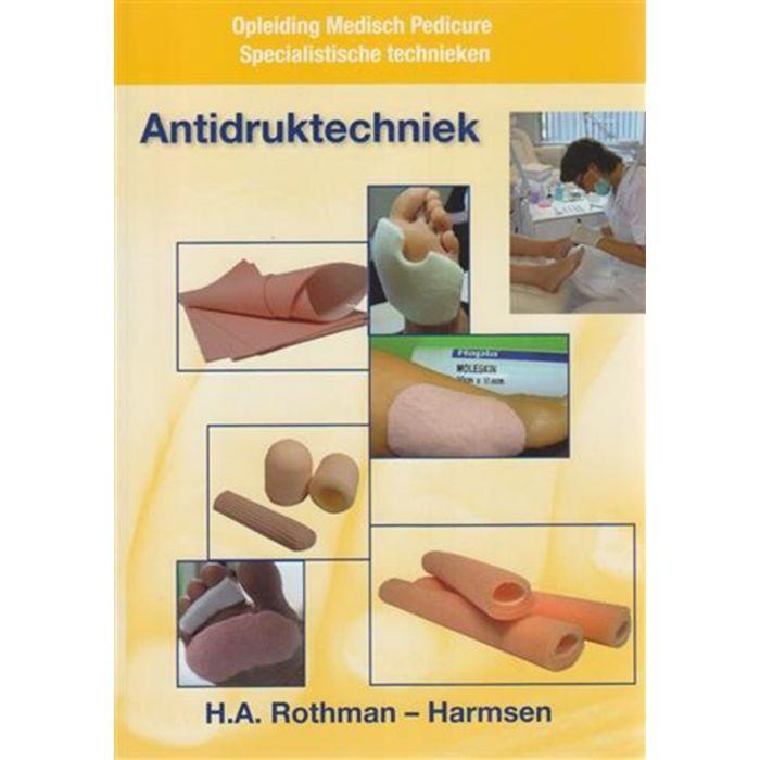 Boek Antidruktechniek