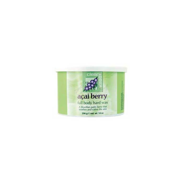 Clean & Easy Acai Berry hard wax 396g