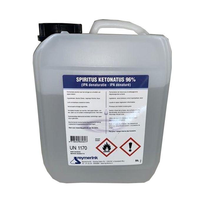 Alcohol - Spiritus Ketonatus 96% 5 liter