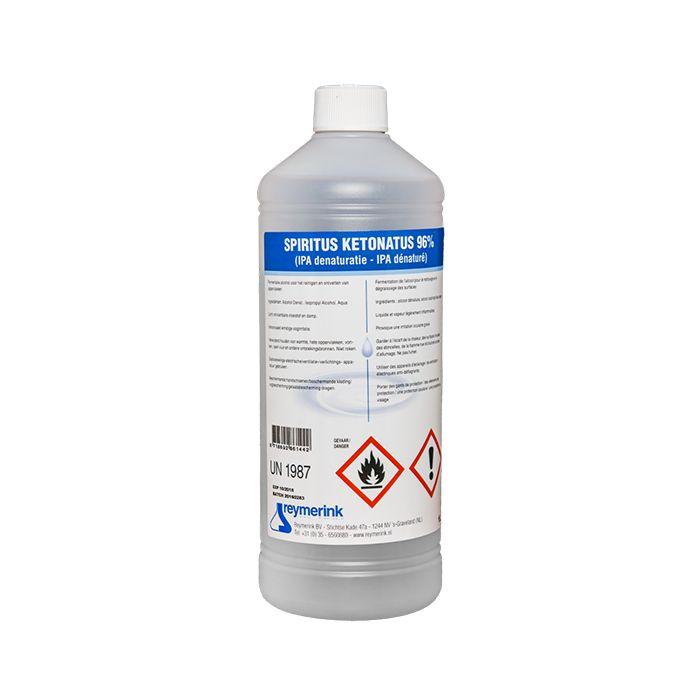 Alcohol - Spiritus Ketonatus 96% 1 liter