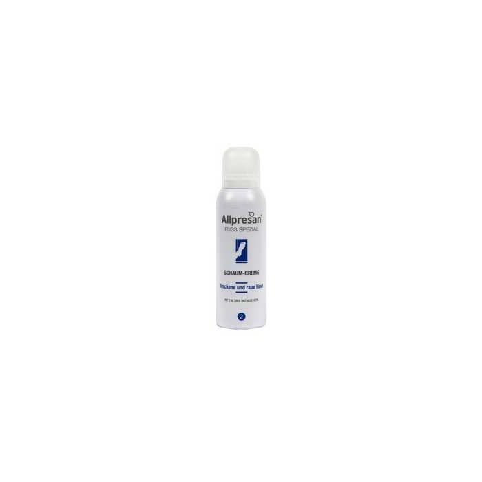 Allpresan nr. 2 foam- creme droge huid 5% ureum 125ml