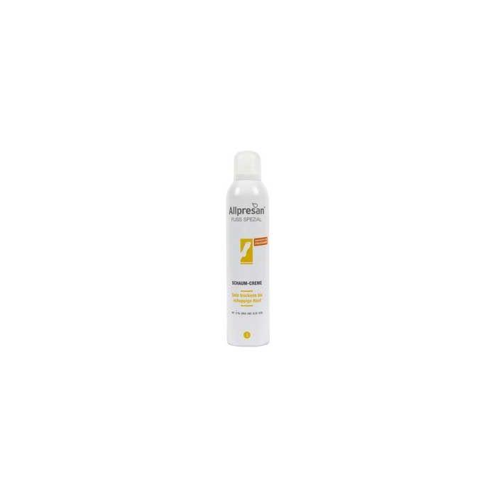 Allpresan nr. 3 foam-creme zeer droge huid 10% ureum 125ml