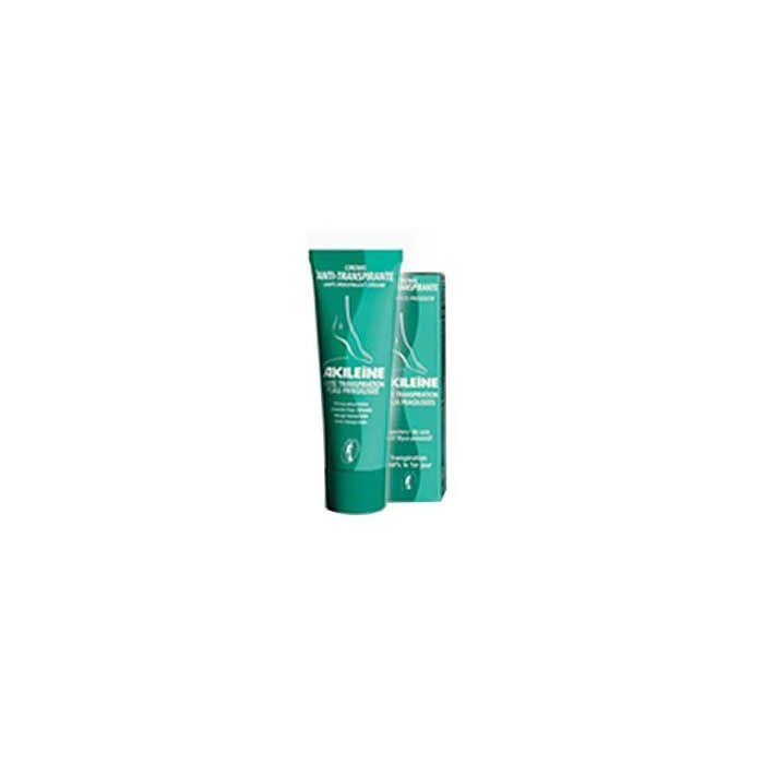 Akileine groen, anti tranpiratie 50ml