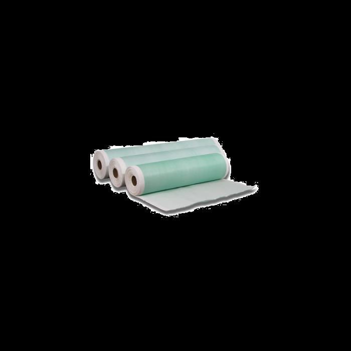 Papierrol 60cm, 40m waterafstotend groen