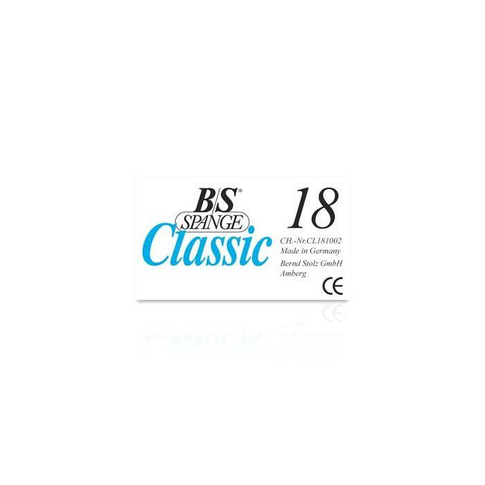 Bs spangen classic 18, 10st