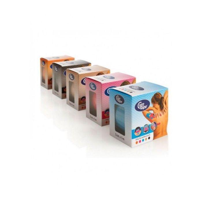 Cure Tape roze 5cm x 5m