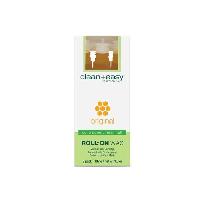 Clean & Easy Harspatroon Honing medium 3st