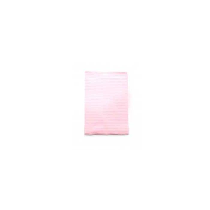 Dental towels roze 500 vel