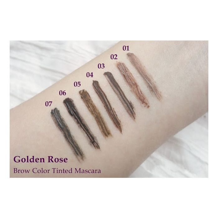 GR Tinted Eyebrow Mascara 01