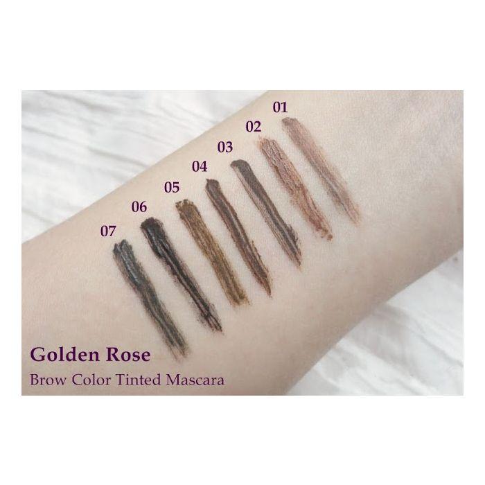 GR Tinted Eyebrow Mascara 02