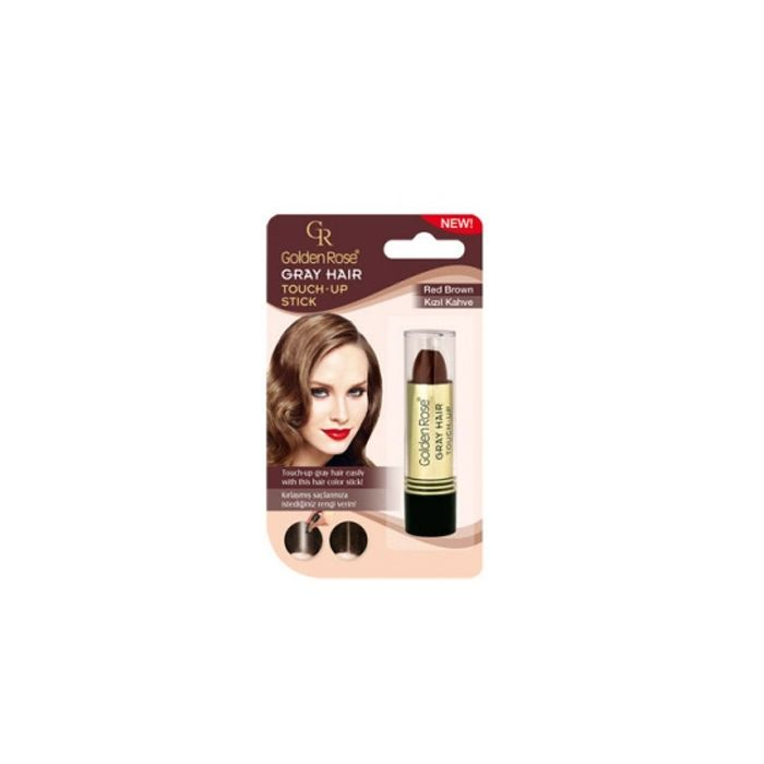 Grey Hair touch-up stick 04 - red brown