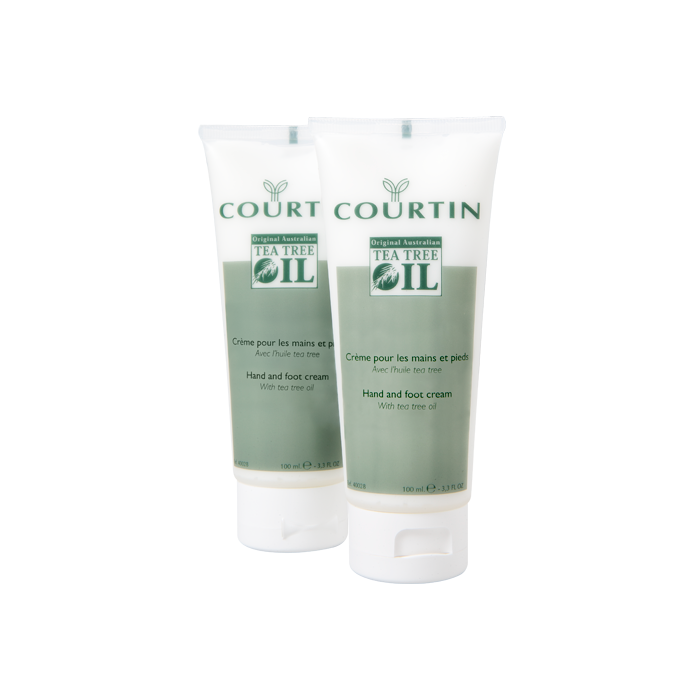 Courtin Hand & foot crème 200ml