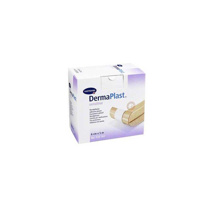 Dermaplast sensitive 6cm x 5m