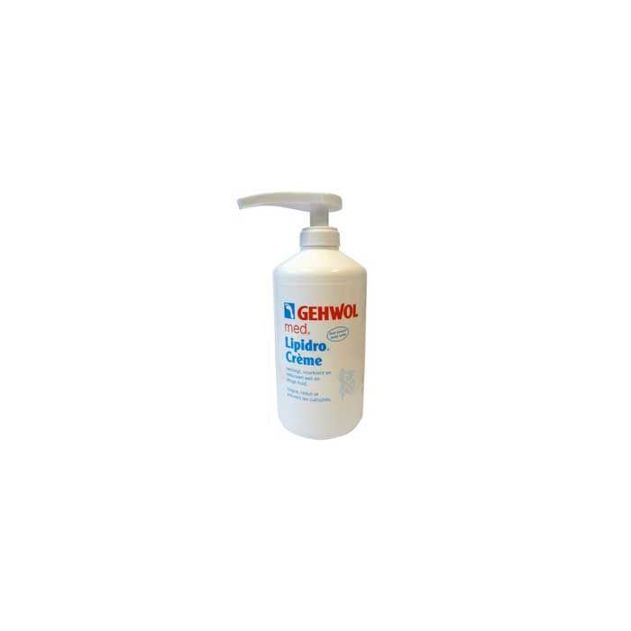 Gehwol Med. Lipidro-creme 500ml + pomp
