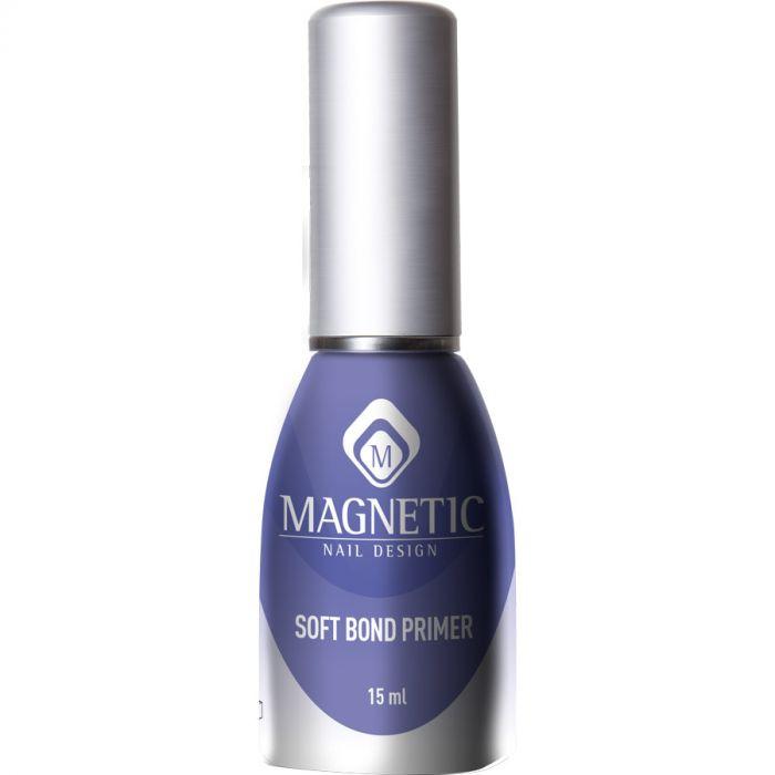 Magnetic soft bond primer