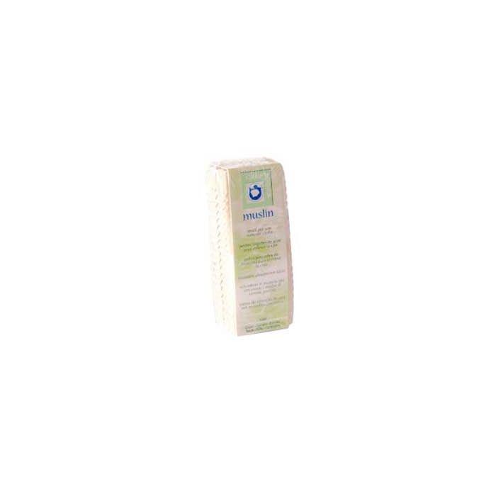 Clean & Easy harsstrips muslin medium 100st (katoen)