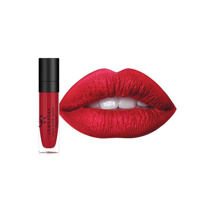 GR Longstay Liquid Matte Lipstick 18