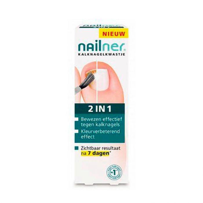 Nailner Brush 2-in-1