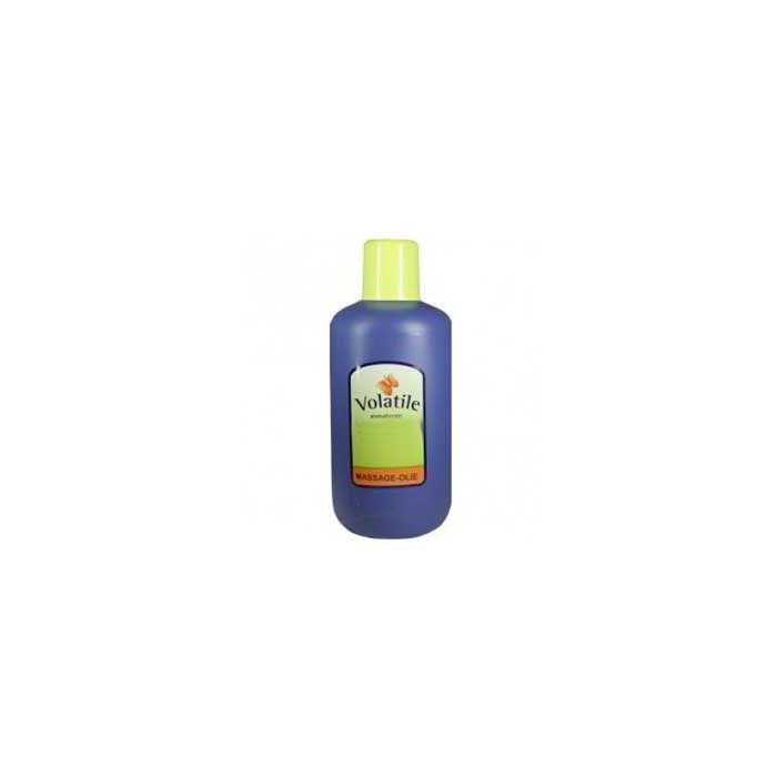 Volatile Massage Olie Vitaliteit 1000ml