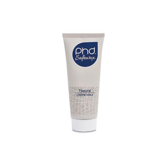 PhD wax natural creme tube 75ml