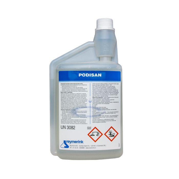 Podisan 1 liter (Ultrasoonvloeistof)