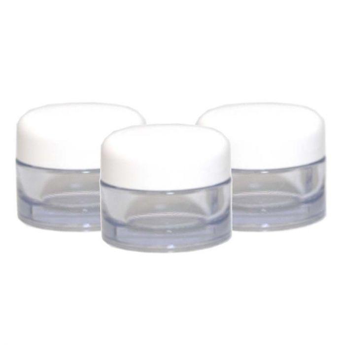 Crèmepotje 5ml, 20 st