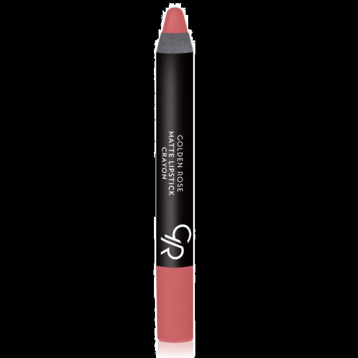 GR Matte Lipstick Crayon 12