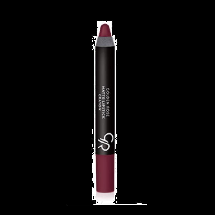 GR Matte Lipstick Crayon 19