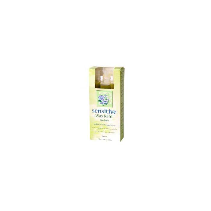 Clean & Easy Harspatroon Azuleen - sensitive medium