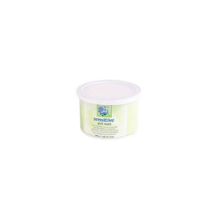 Clean & Easy Sensitive pot wax 396g (met azuleen)
