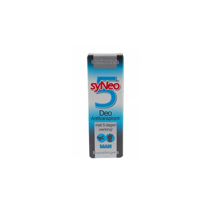 SyNeo 5 deo antitranspirant man 30ml