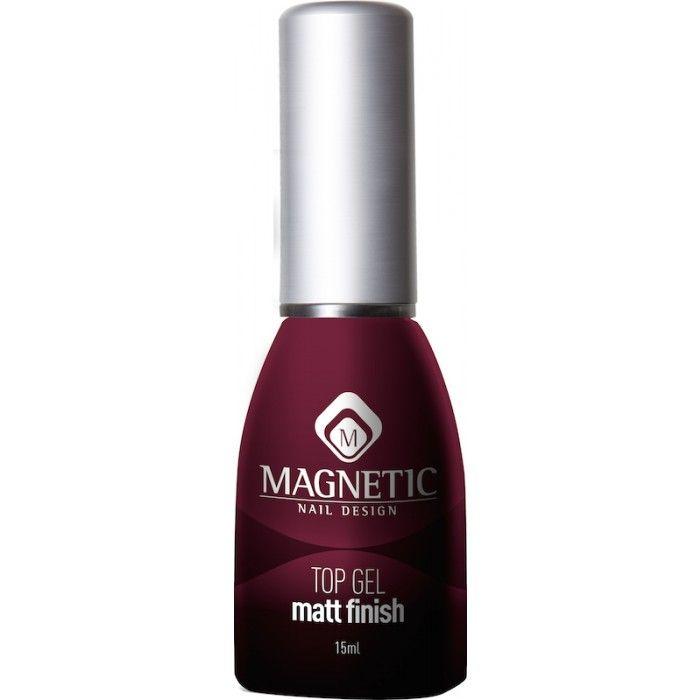 Magnetic Topgel matt finish