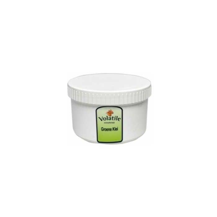 Volatile Groene klei poeder  150 gr.
