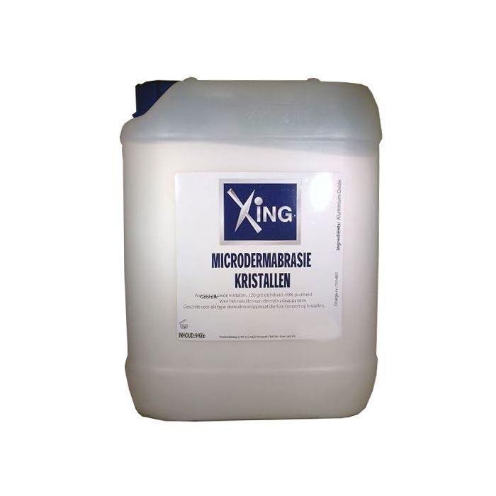 Xing microdermabrasie kristallen 9kg