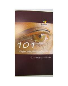 Boek 101 Vragen over permanente make up