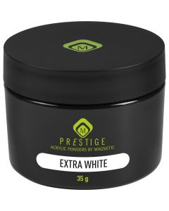 Magnetic Prestige poeder Extra White 35g
