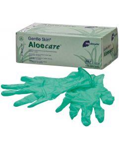 Meditrade Aloecare Latex Handschoenen, S 100st