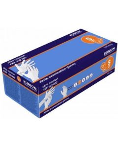 Klinion handschoenen ultra comfort nitril wit S, 150st