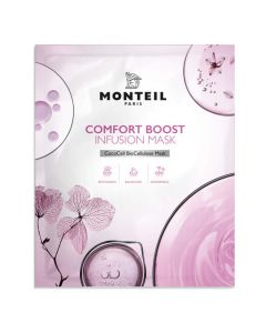 Monteil Comfort Boost Infusion Mask display 10st