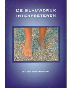 Boek de blauwdruk anatomie & orthopedie van de voet