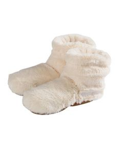 Volatile Slippies Plush Boots Beige maat 37-42
