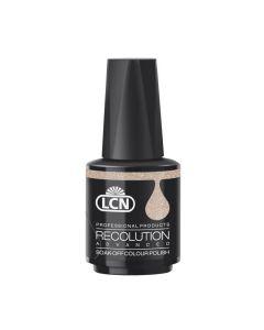 LCN Recolution Adv UV-Colour Polish 10ml Fine gold dust -XM3