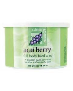 Clean & Easy Acai Berry hard wax 396g