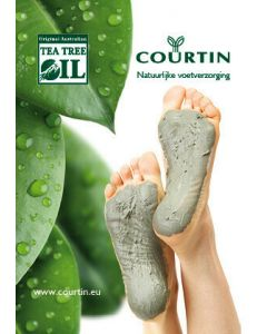 Consumenten brochure Courtin Voetverzorging p/s
