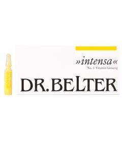 Dr. Belter Ampul No 03: Vitamine ginseng, 10st