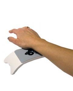 Armsteun voor manicure