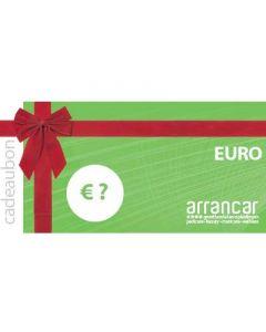 Arrancar cadeaubon € 50